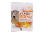 SQUEEZY ENERGY FRUIT GUM GOMITAS MASTICABLES ENERGIZANTES BAG